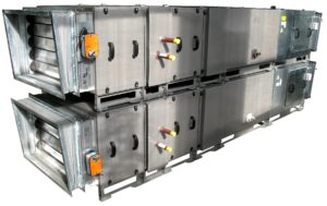 Приточная вентиляционная установка: принцип работы